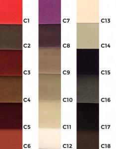 Tessuto C - 80% poliestere 20% cotone